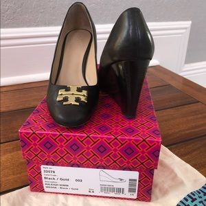 Tory Burch Raleigh 90MM Wedge Shoes